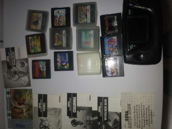 Imagen producto Lote gamegear 4