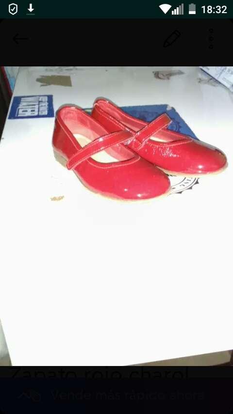 Imagen Zapatos niña charol