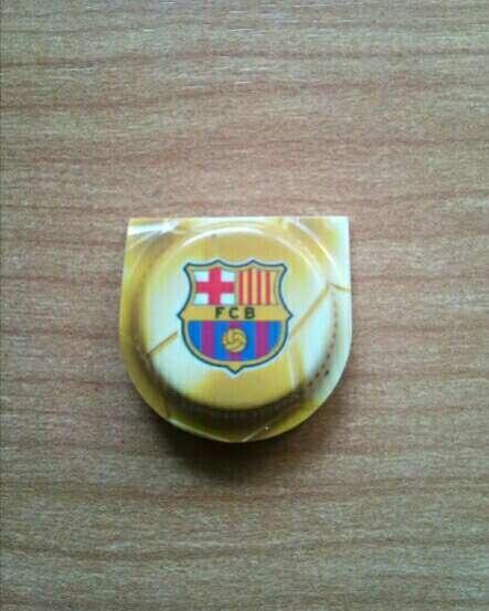 Imagen producto Super ficha Messi grufesa. 4