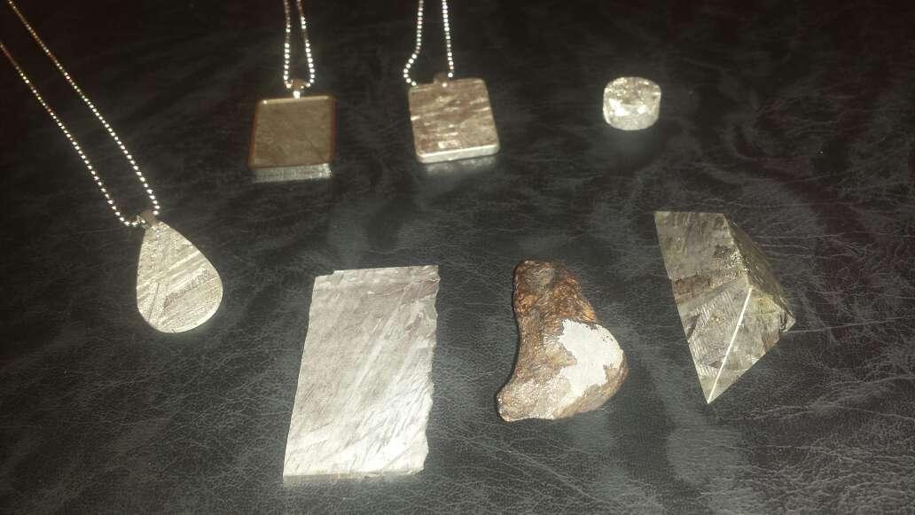 Imagen producto Lote meteoritos  2