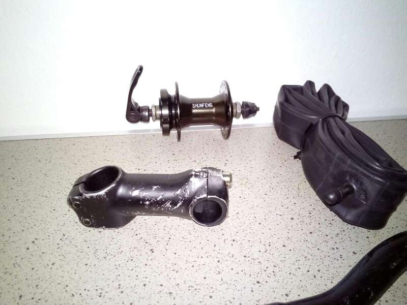 Imagen producto Accesorios para bicis  2