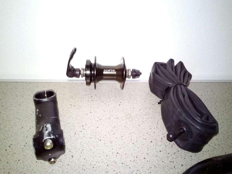 Imagen producto Accesorios para bicis  7