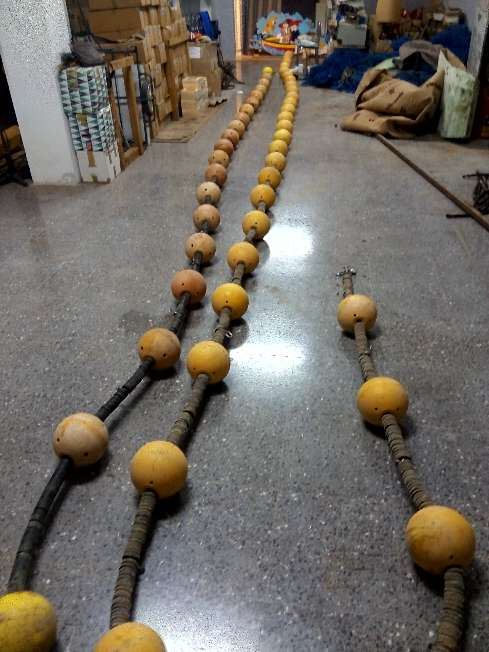 Imagen tren de bollas