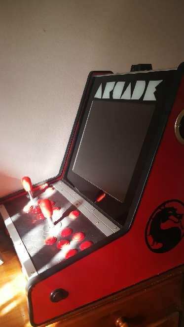 Imagen Mueble Bartop arcade