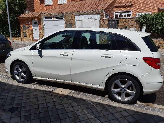 Imagen producto Mercedes-benz b180 7