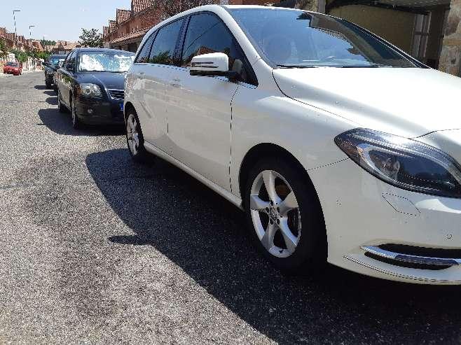 Imagen producto Mercedes-benz b180 1