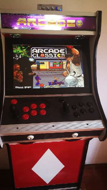 Imagen producto Mueble Arcade hyperspin  2