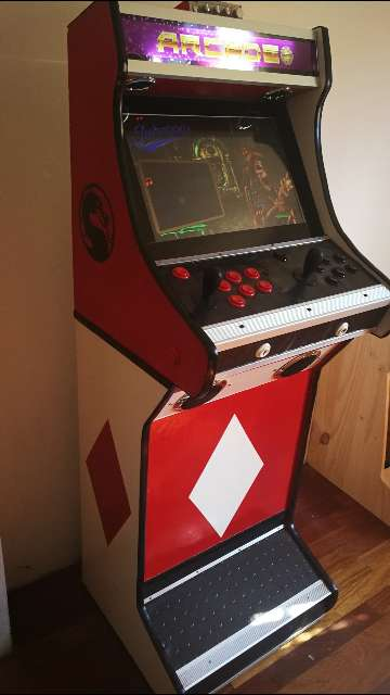 Imagen producto Mueble Arcade hyperspin  1