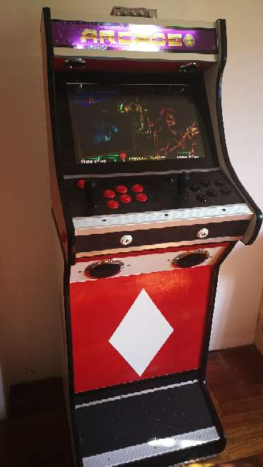 Imagen producto Mueble Arcade hyperspin  3
