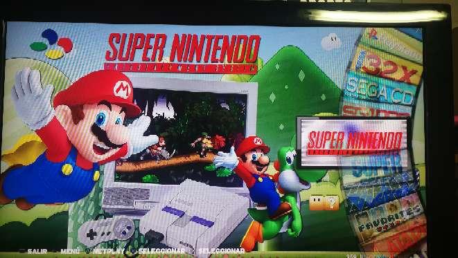 Imagen NesPi Arcade Hyperbox 128gb