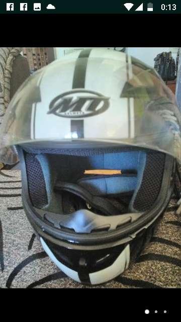 Imagen casco moto XXL