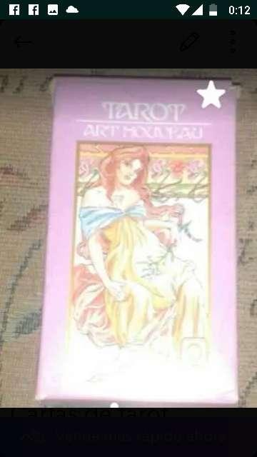 Imagen cartas tarot nuevas  hay 23