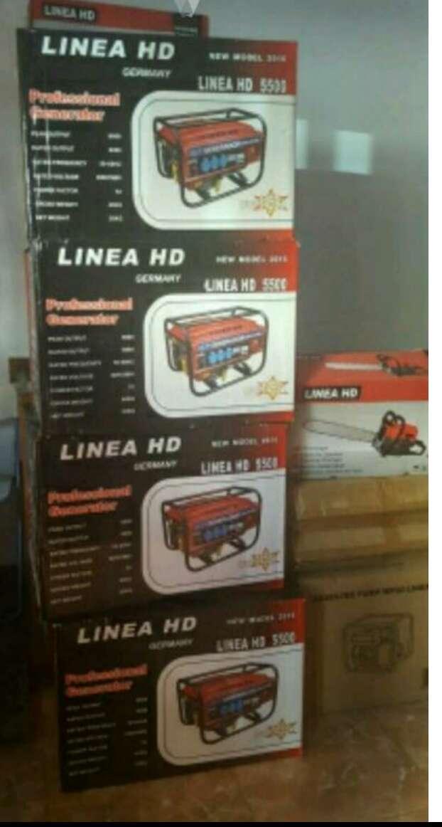Imagen producto Generador De Luz 5500w nuevo a estreno 2