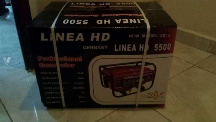 Imagen producto Generador De Luz 5500w nuevo a estreno 3