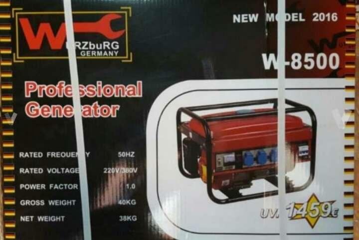 Imagen Generador De Luz 8500w nuevo a estreno
