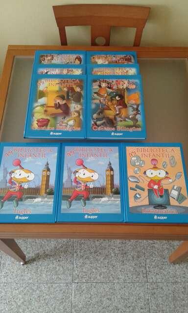 Imagen Mi Biblioteca infantil