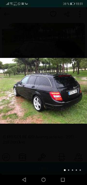 Imagen producto Mercedes-Benz Clase C 2011 5