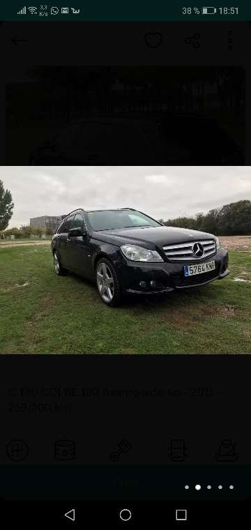 Imagen producto Mercedes-Benz Clase C 2011 4