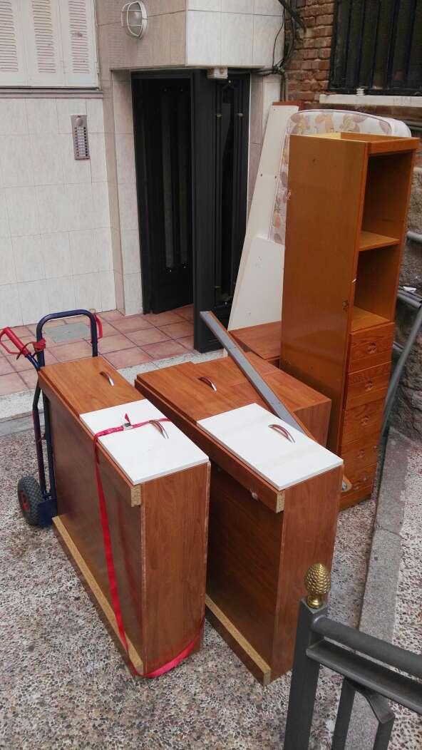 Imagen producto Muebles clásicos montaje desmontaje 3