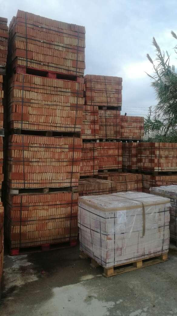 Imagen producto Vendo Baldosas y ladrillos barro cocido... 2