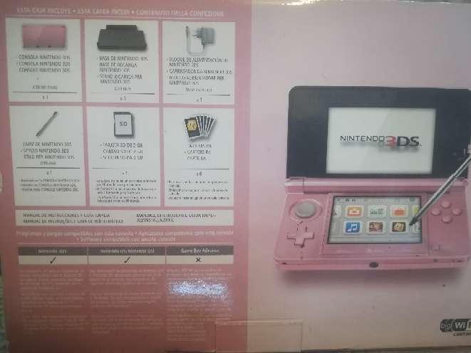 Imagen producto Consola Nintendo 3ds 6