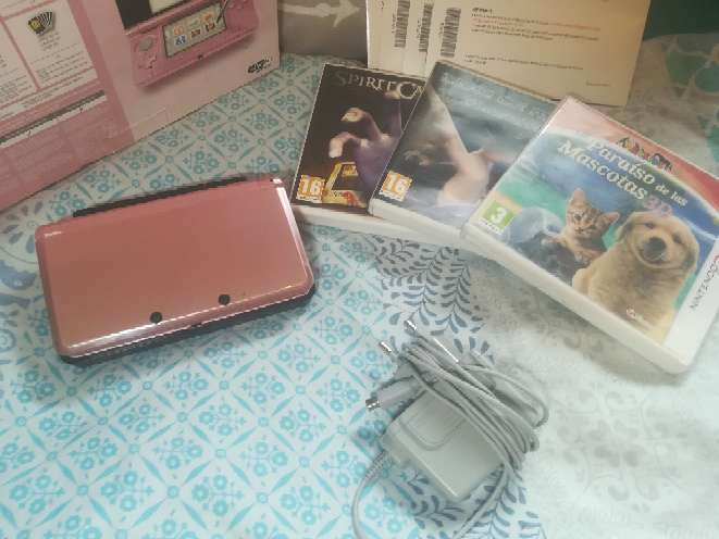 Imagen Consola Nintendo 3ds