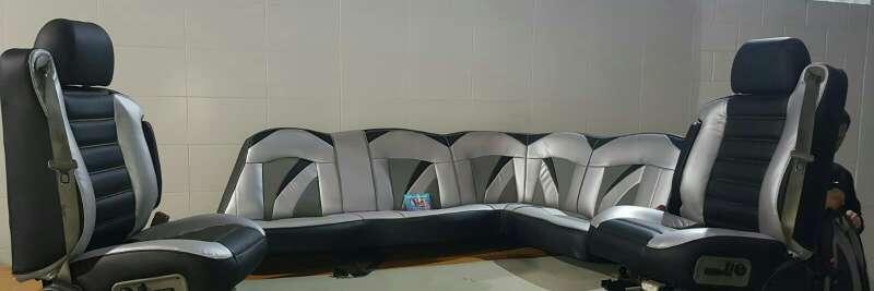 Imagen producto Tapicería de asientos techos caídos. puertas  3
