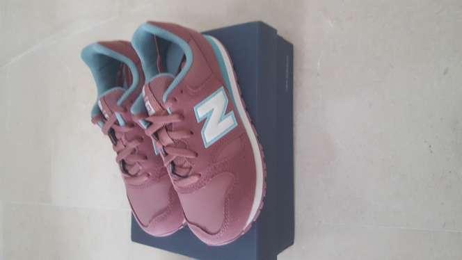 Imagen zapatillas new balanve nuevas talla 29