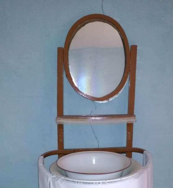 Imagen producto Palanganero o lavabo antiguo 2
