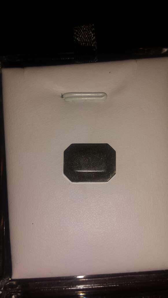 Imagen producto Polvo de meteorito en forma esmeralda 3