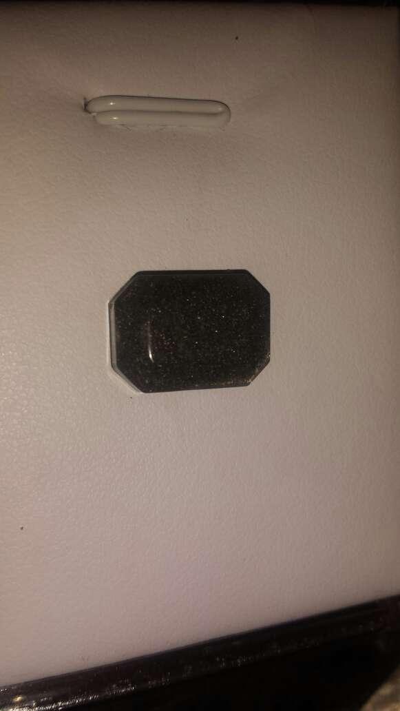 Imagen producto Polvo de meteorito en forma esmeralda 4