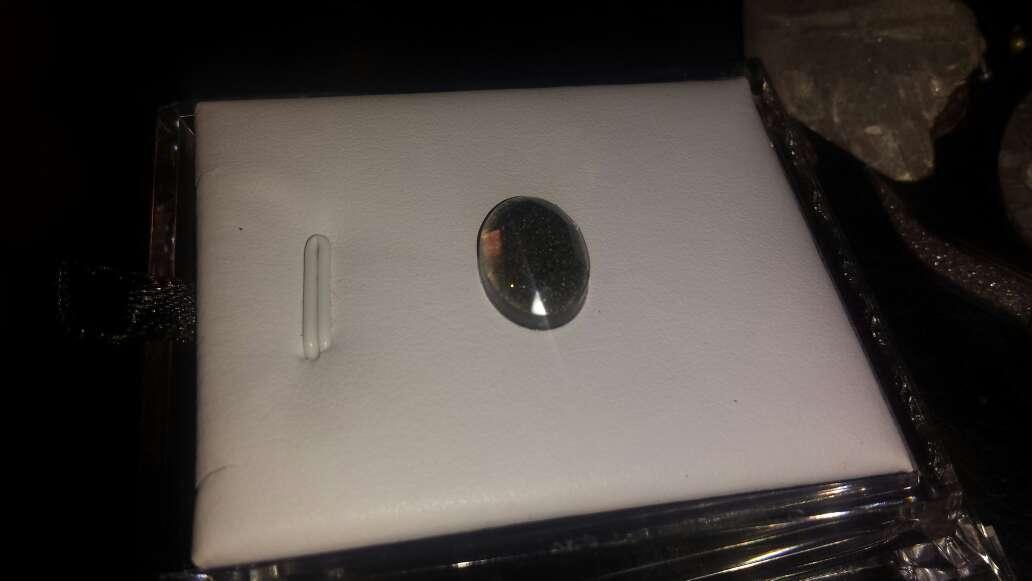 Imagen producto Polvo de meteorito para engarzar  4