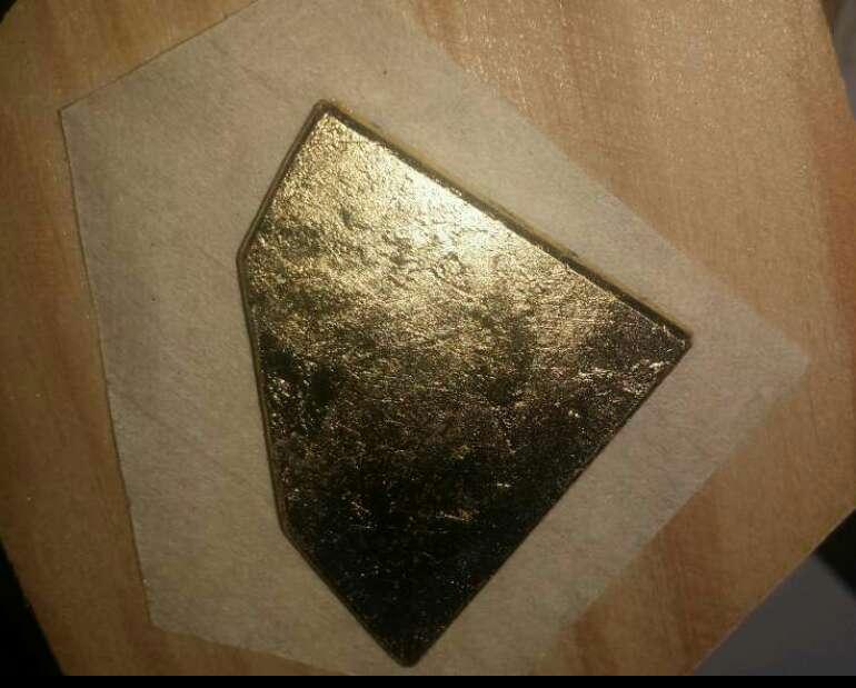 Imagen producto Meteorito escudo super man  7