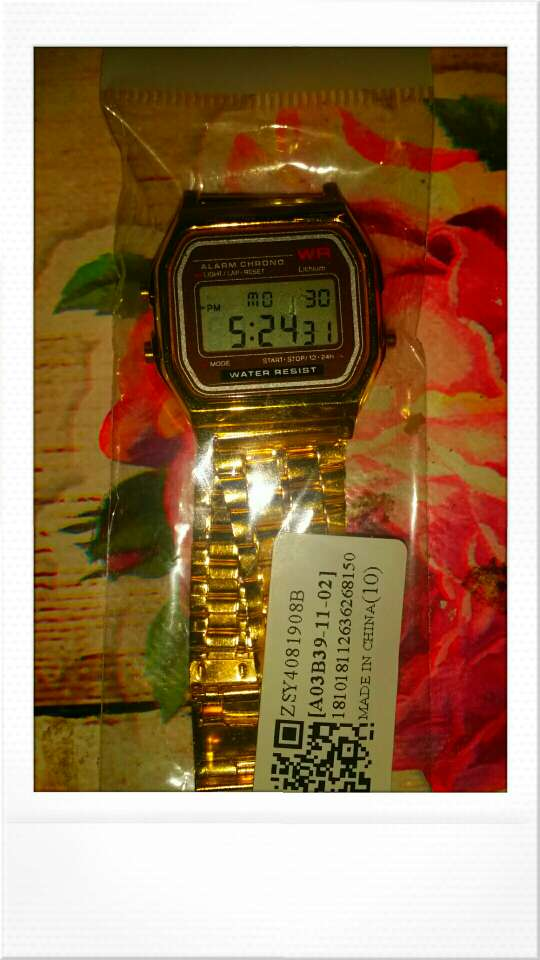 Imagen Lote reloj nuevo