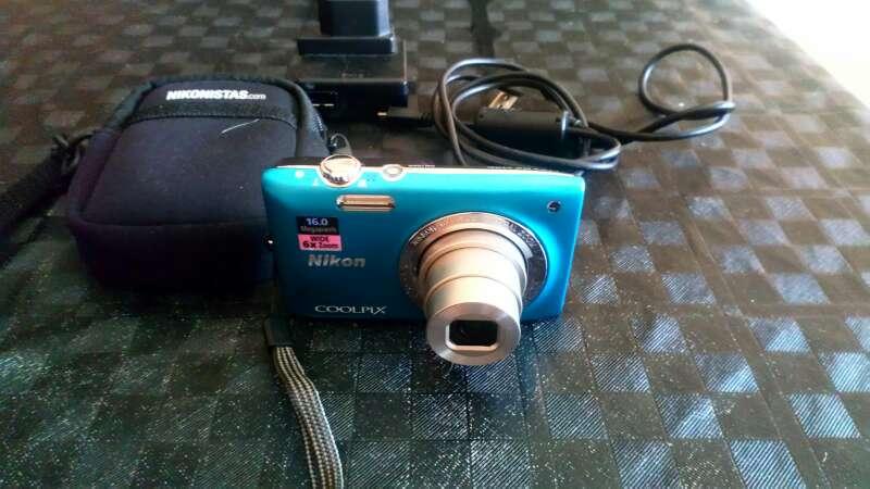 Imagen producto Camara fotográfica nueva 2