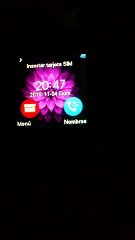 Imagen producto Reloj inteligente nuevo 3