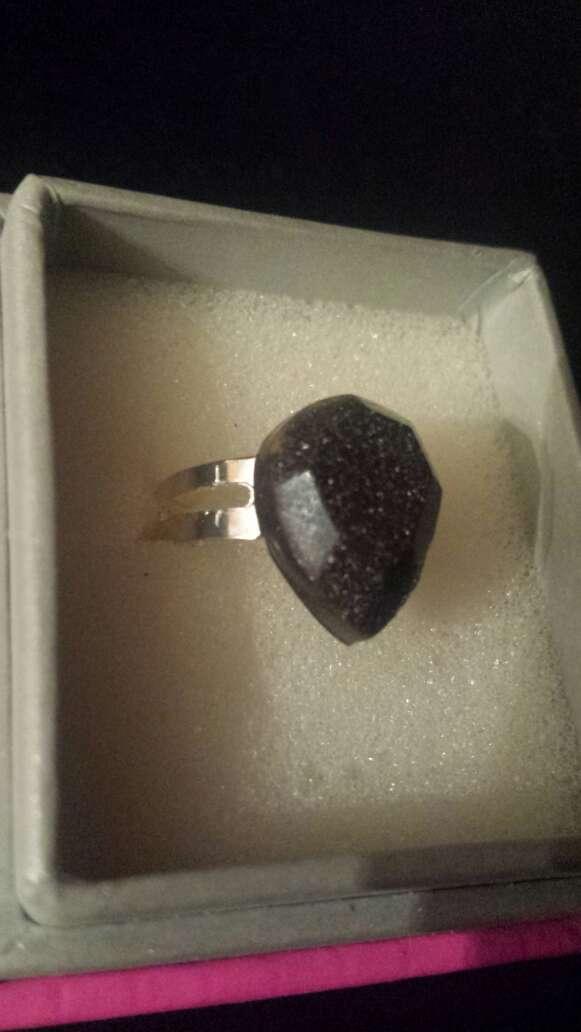 Imagen producto Anillo meteorito Seymchan wid  3