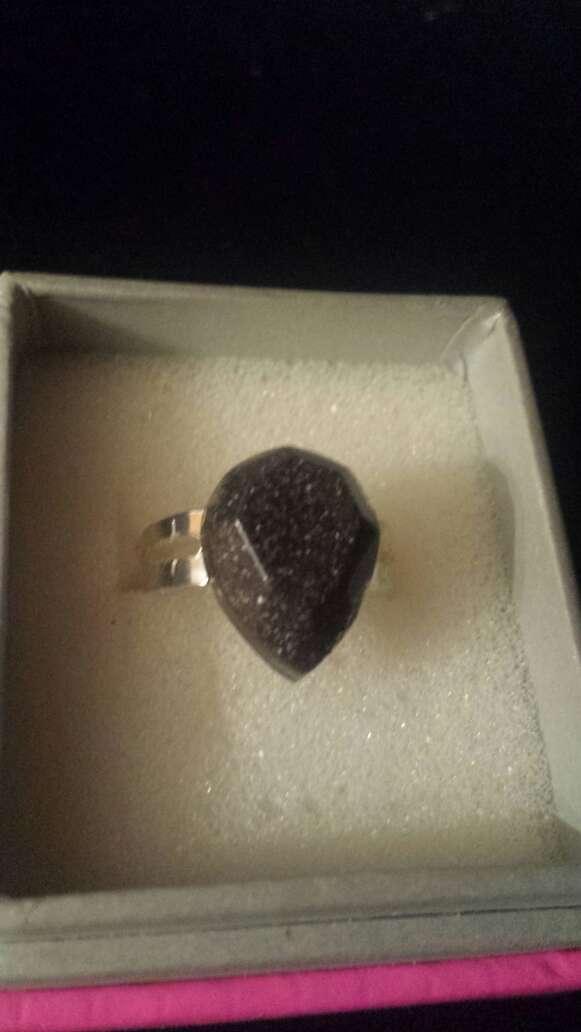 Imagen producto Anillo meteorito Seymchan wid  5