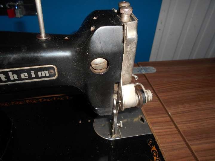 Imagen maquina de coser wertheim