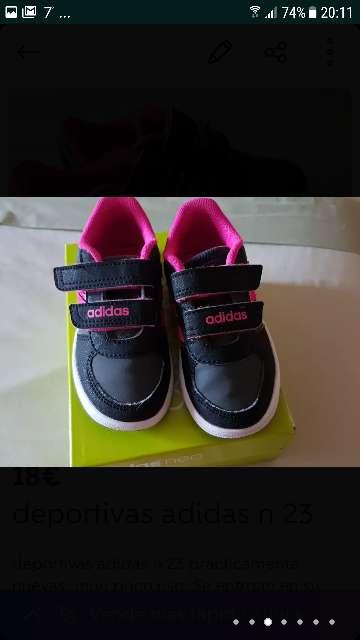 Imagen producto Zapatillas adidas 5
