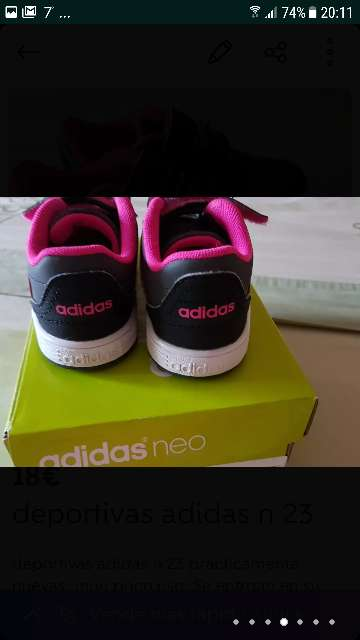 Imagen producto Zapatillas adidas 6