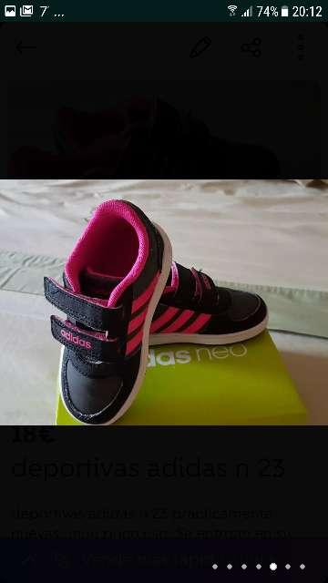 Imagen producto Zapatillas adidas 7