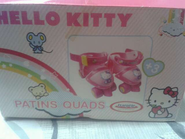 Imagen producto Hello Kitty Patins-Quads 3