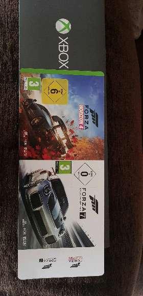 Imagen Forza Horizon 4 y Forza MotorSport 7