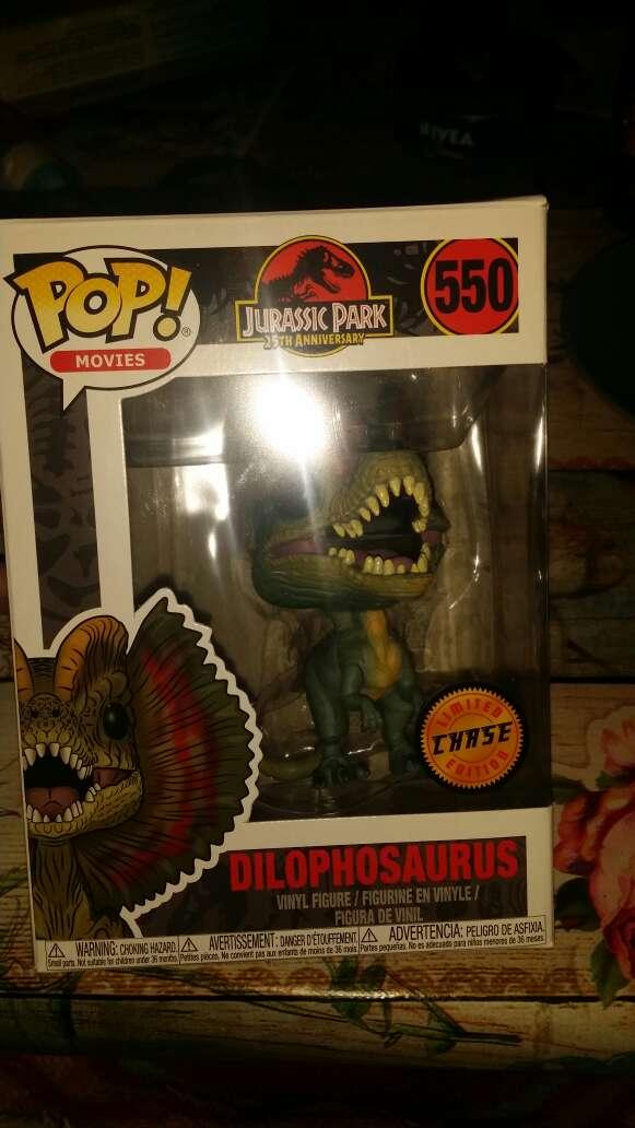 Imagen producto Jurassic Park pop movie  1