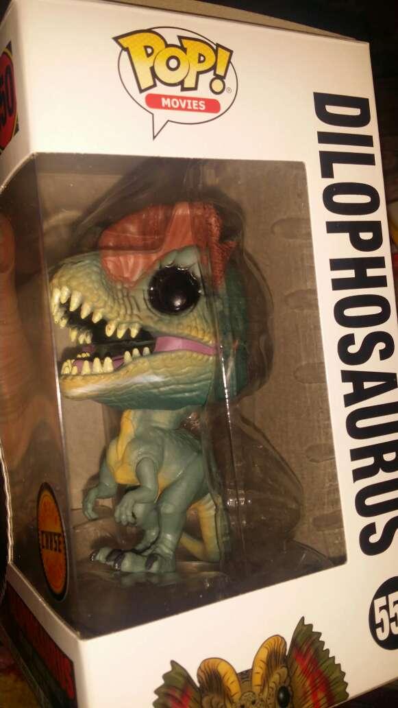 Imagen producto Jurassic Park pop movie  2