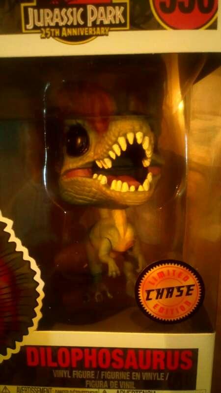 Imagen producto Jurassic Park pop movie  4