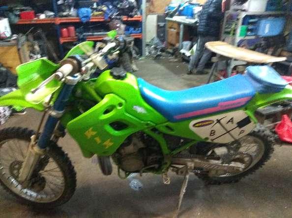 Imagen producto Kawasaki 250 2t 3