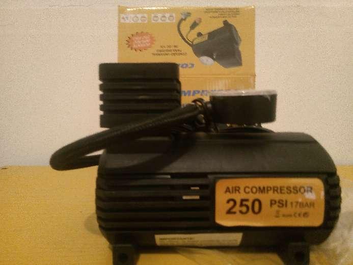Imagen Minicompresor 12V.