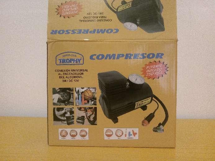 Imagen producto Minicompresor 12V. 4